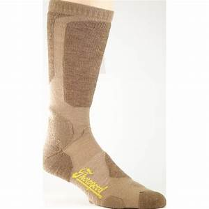 Thorogood Light Duty Coyote Brown Socks 8885005