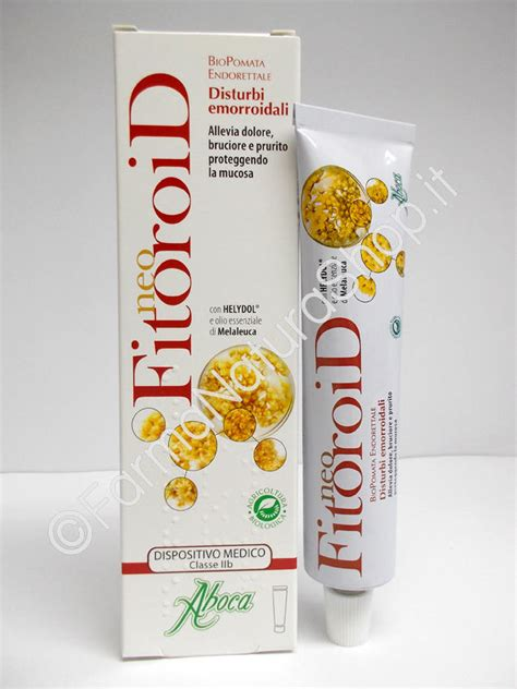 ragadi anali alimentazione aboca neofitoroid biopomata