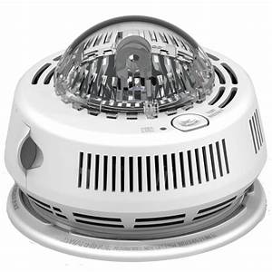 First Alert 7010bsl Hardwired Photoelectric Smoke Detector