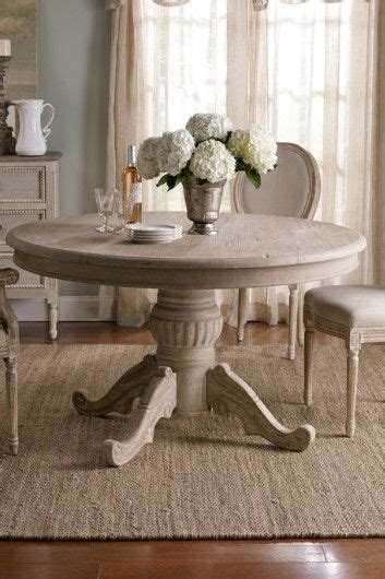 valmont dining table rustic dining table distressed