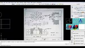 Deepak Design How To Convert Quot Ball Bearing Quot And Quot C Clamp Quot From 2d To 3d