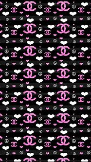 Chanel heart logo wallpaper by societys2cent - 3a - Free ...