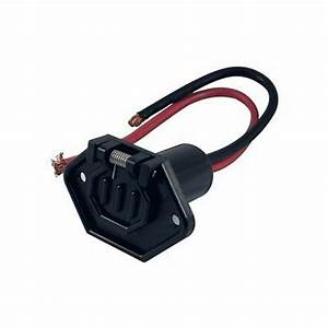 Marpac Male Boat Side Connector 12volt 2 Wire El320104