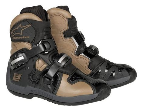 cheap motorbike shoes 229 95 alpinestars tech 2 boots 27067