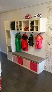 Ikea Kallax Ideen : kallax entryway ikea hackers ~ Eleganceandgraceweddings.com Haus und Dekorationen