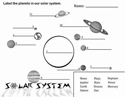 Solar System Coloring Pages Printable Learning