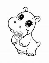 Coloring Cute Pages Animal Printable Adults Popular sketch template