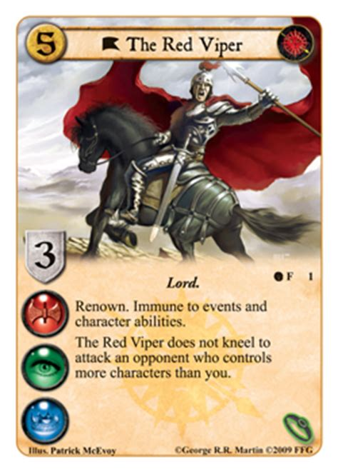 Agot Lcg 2 0 Photoshop Template by Whispers And Politics Fantasy Flight Games