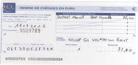 depot cheque banque postale machine comment d 233 poser un ch 232 que dans le compte de quelqu un d autre fiche pratique sur lavise fr