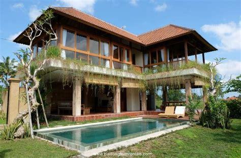 Beautiful Rice Field View Villa In Ubud