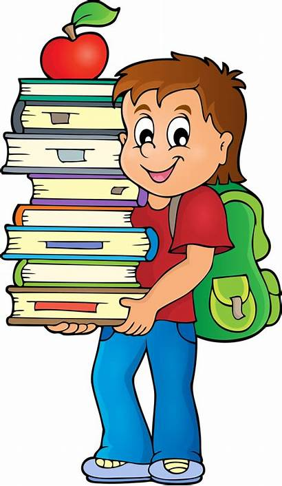 Clipart Boy Climbing Tree Abut Timetable Schedule