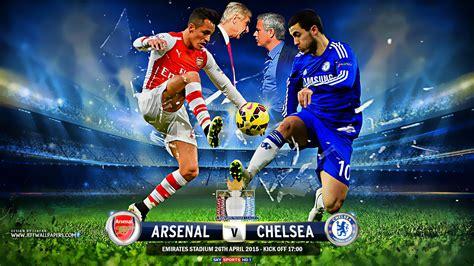 arsenal fc vs chelsea fc barclays premier league wallpapers