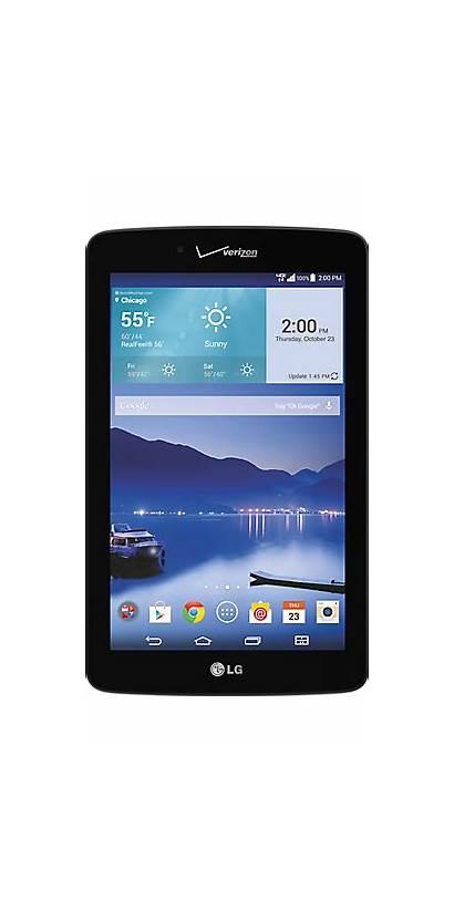 Lg Lte Verizon Pad Certified Gpad Tablet