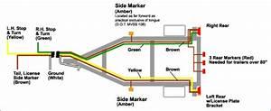 Utility Trailer Lights Wiring Diagram  U2013 Bestharleylinks Info