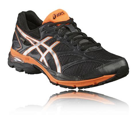 Nikman Sports Asics Gel asics gel pulse 8 mens black cushioned tex running