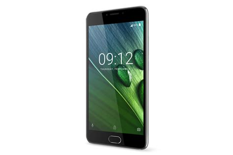acer liquid z6 z6 plus smartphones and iconia talk s tablet announced at ifa 2016