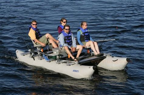 4 Person Pontoon Boat by Boats Deals On 1001 Blocks