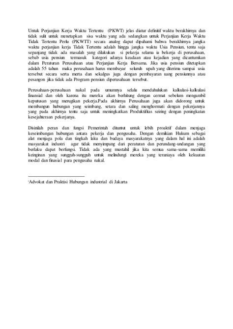 Perlindungan Hukum bagi Pekerja dari PHK Sewenang-wenang