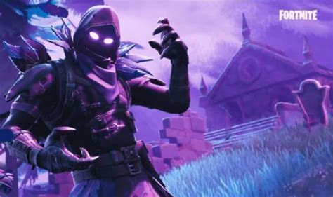 Fortnite Raven Skin Release Update