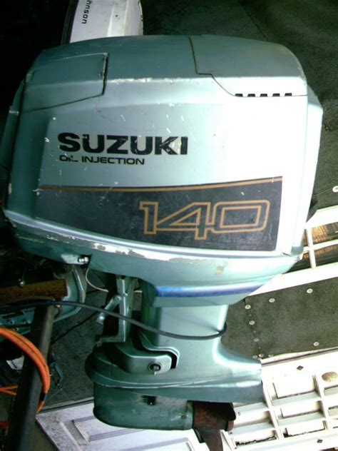 Suzuki Jet Outboard by Outboard Boat Engine Suzuki 140 Hp Injection P T T