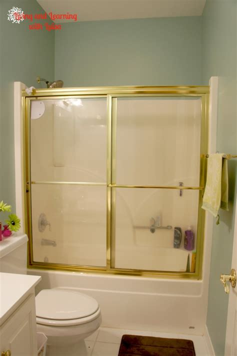 remove shower glass doors