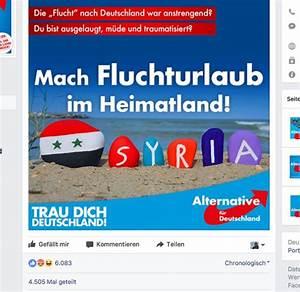 Wer Ist Alexa : heimaturlaube von fl chtlingen medien bernehmen afd dreh bermedien ~ Frokenaadalensverden.com Haus und Dekorationen