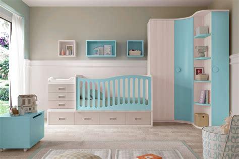 chambre bebe complete evolutive lit pour bébé garçon bc30 avec grands 4 coffres glicerio