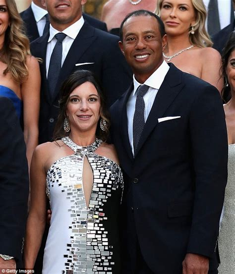 Tiger Woods' Girlfriend Who Helped Him Out of His Slump ...
