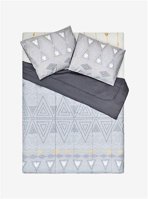 disney mickey mouse geometric fullqueen comforter