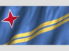 National Flag Of Aruba The Symbol Of Peace And Hope