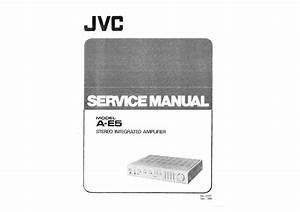 Jvc A-e5