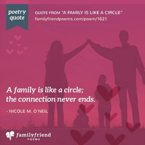family    circle poem  family