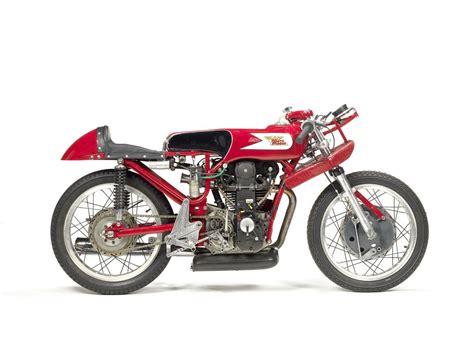 Moto Morini 250cc Bialbero Grand Prix Racing Motorcycle