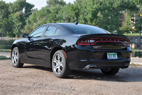 2015 Dodge Charger SXT Plus AWD Rallye: A Big Car with a