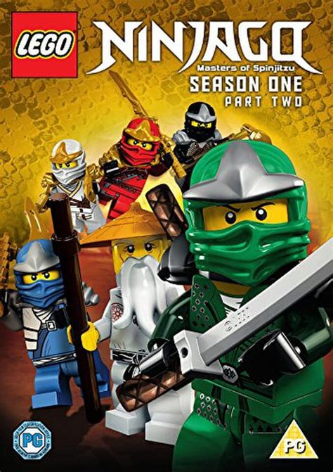 lego ninjago series  part  dvd zavvi