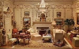 Jacobean Room in Antique White - $5,500 00 : Ron Hubble