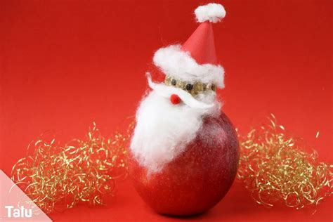 Weihnachtsdeko Basteln