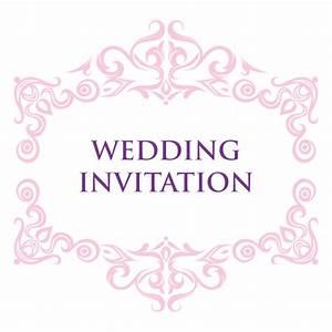 Wedding invitation label - Transparent PNG & SVG vector