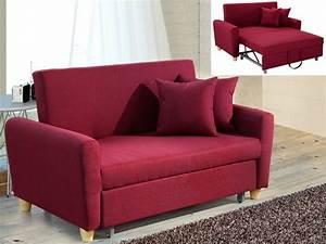 2 Sitzer Sofa Günstig : 2 sitzer sofa stoff bettfunktion xavier 3 farben g nstig ~ Frokenaadalensverden.com Haus und Dekorationen