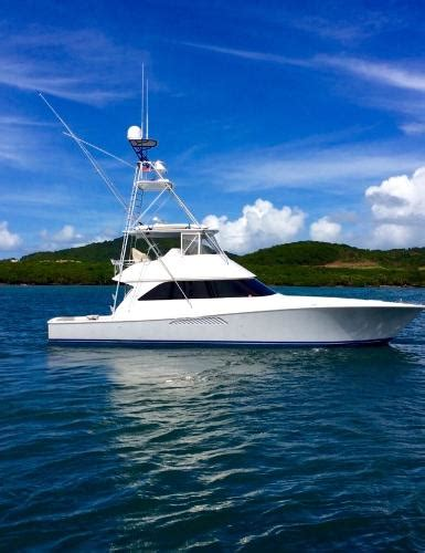 Viking Boats For Sale In Florida by Viking Yachts 55 Convertible Tower Boats For Sale In