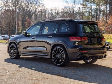 The new glb 35 4matic combines great variability and plenty of space with sheer driving pleasure. 2021 Mercedes-Benz AMG® GLB 35 4MATIC® SUV - Mercedes-Benz dealer in NC - New and Used Mercedes ...