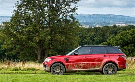 2018 Range Rover Sport Announced, P400e Hybrid Confirmed