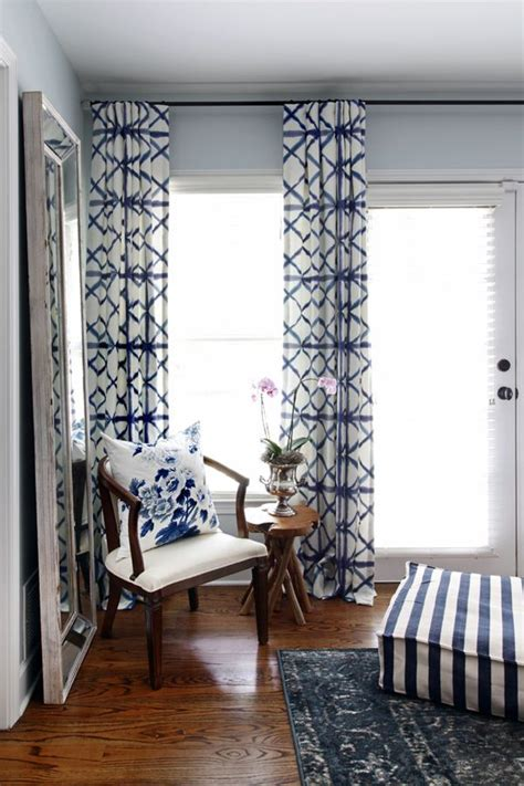 best 25 navy blue curtains ideas on curtains