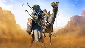 Horus Assassin's Creed Origins Wallpaper