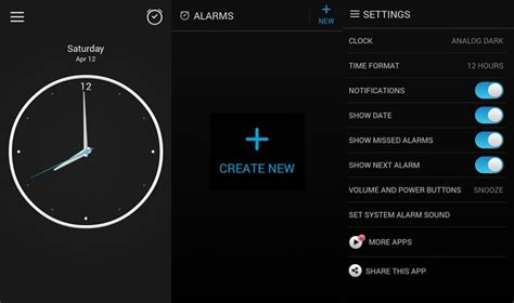 best android alarm clock 10 best alarm clock app for android to replace your rooster
