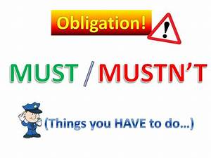 Must, Musn, U0026, 39, T, 2