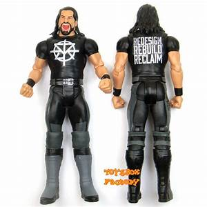 WWE Series 77 Seth Rollins SR The Shield Wrestling Action ...