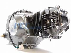 125cc Atv Pit Dirt Bike Motor Engine Xr50 Crf50 Xr70 Crf70