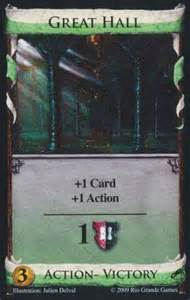 great hall dominion deck builder