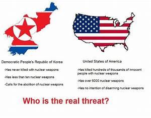 United States of America Democratic People's Republic of ...